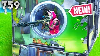 *NEW* PLATFORM TRICK! - Fortnite Funny WTF Fails and Daily Best Moments Ep. 759