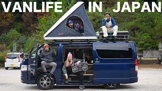 What is Van Life Like in Japan?