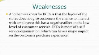 ikea strategic in action What are the main innovation fields in ikea's innovation strategy.