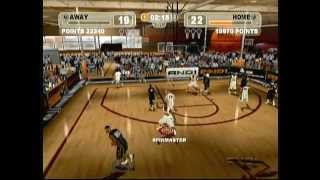 And 1 Street Ball (X Box) Game Play