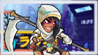 Mirage is a pretty fun character [Brawlhalla]
