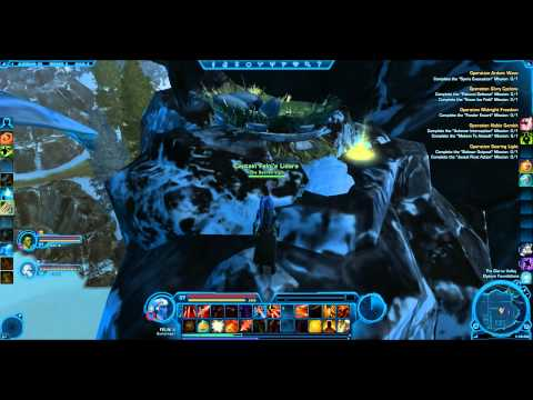 SWTOR Datacron Locations Alderaan Republic