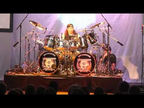 Dragonforce - Strike Of The Ninja Drums