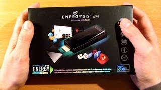 Unboxing Energy Android TV Dual