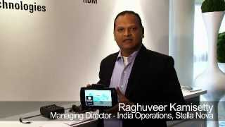 Raghuveer in collaboration with Motorola Solutions at Singapore Retail Industry Conference 2012