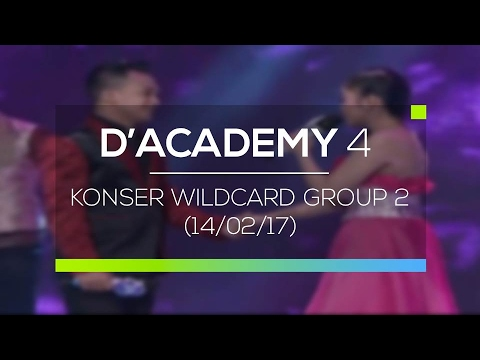 Highlight D'Academy 4 - Konser Wildcard Group 2 140217