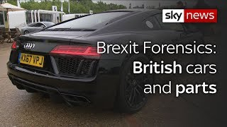 Brexit Forensics: British cars and parts