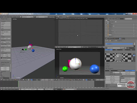 Transparencias en Blender