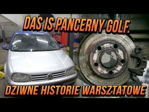 Das Ist Pancerny Golf. Dziwne Historie Warsztatowe #6