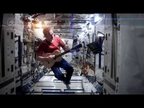 Space Oddity From Space and Real Life Facebook: Fun Video Friday