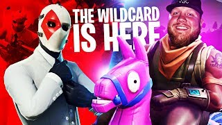 THE WILDCARD HAS COME TO PLAY! (ft. Ninja, CouRage & Cloak) | Fortnite Battle Royale Highlights #153