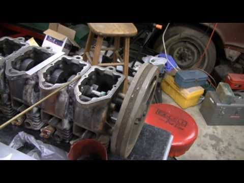 HOMEMADE 4 CYLINDER BRIGGS PROJECT (part 9)