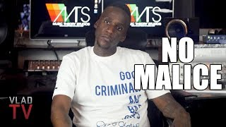 "No Malice on Quitting The Clipse: ""How Many People Got Killed Listening to Us?"" (Part 5)"