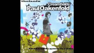 Paul Oakenfold Video - Creamfields 2004 - Mixed by Oakenfold - House Set's by thefanfx