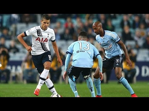 Erik Lamela - skills, goals and best moments.