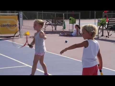 Stage de Minitenis de JCFerrero-Equelite Sport Academy