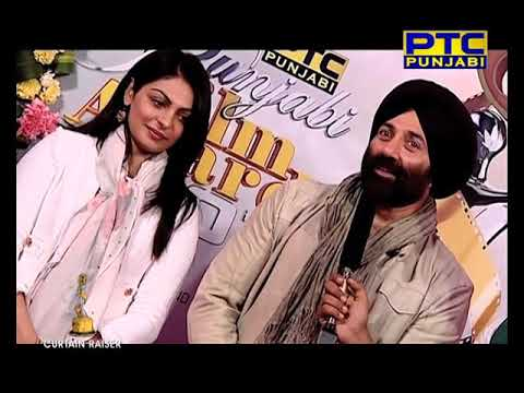 PTC Punjabi Film Awards 2014 I Curtain Raiser