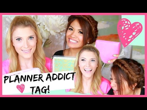 Planner Addict Tag With Elle Fowler And Belinda Selene