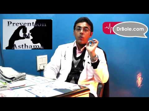 Prevention of Asthma Dr  Anirudh Lochan Chest, Allergy and Tuberculosis Expert_Delhi_DrBole.com