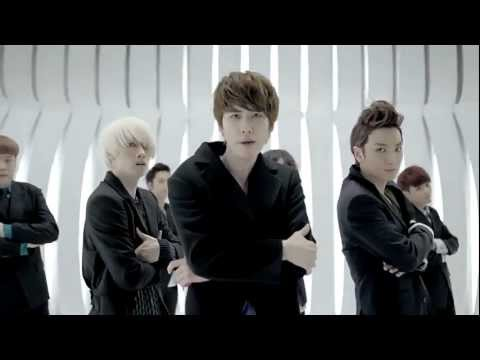 日本語版 SUPER JUNIOR