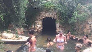 """Tắm suối nước nóng ở Úc gặp hàng """"khủng"""" - Hot Springs Peninsula Melbourne, Australia"""