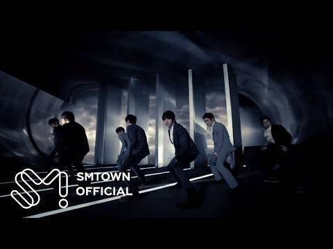 SUPER JUNIOR-M 슈퍼주니어-M '태완미 (太完美; Perfection)' MV Korean Ver.