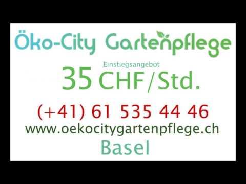Privatgärtner Aesch  35CHF Std    +41 61 535 44 46  Basel