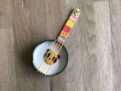 Поделка музыкальные инструменты для детей 15