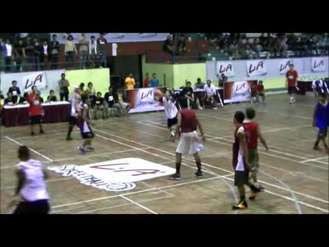 LA Lights Streetball 2013 - Top 10 Plays Allstar Game Game Purwokerto