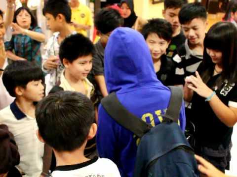 Justin Bieber in Malaysia Sunway