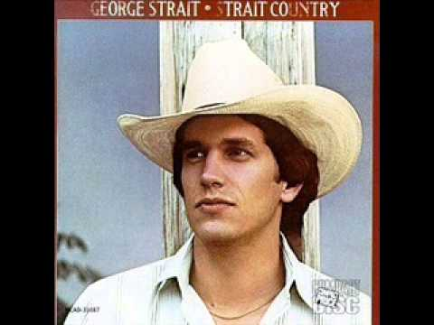 George Strait - Honky Tonk Down Stairs