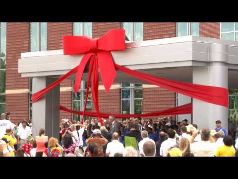 The New Le Bonheur Children s Hospital Grand Opening Highlights