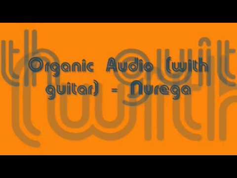 Organic Audio (with guitar) - Nurega