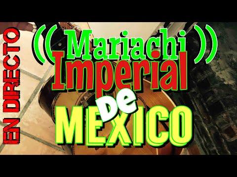 En directo (( Mariachi Imperial De Mexico ))
