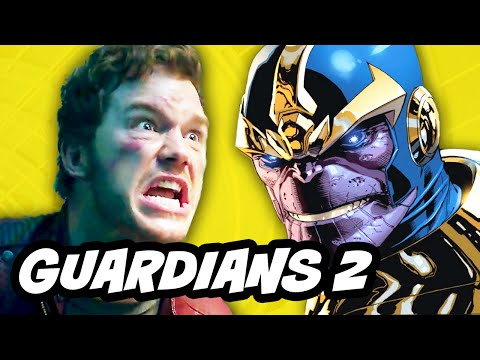 Guardians Of The Galaxy 2 - All About Marvel Fathers