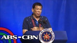 Pres. Duterte speaks before an audience in General Santos City  | 13 June 2019