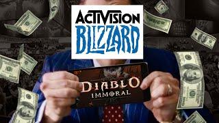 The Diablo Immortal Catastrophe