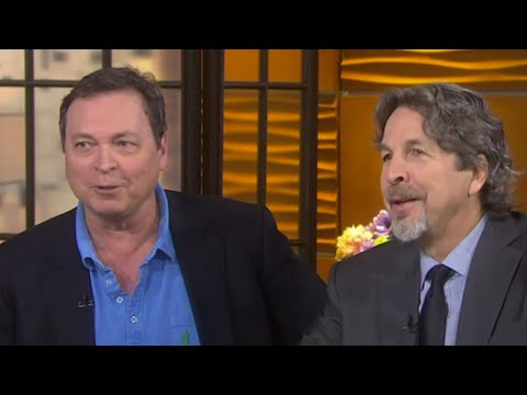 'Dumb And Dumber To' Creators Peter And Bobby Farrelly | TODAY