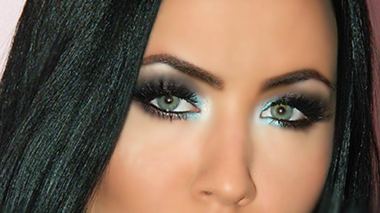 Megan Fox Burgundy Makeup Tutorial Fall Using