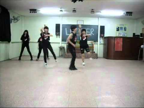 14youtube   Shinee   Lucifer Dance By The B Girls video
