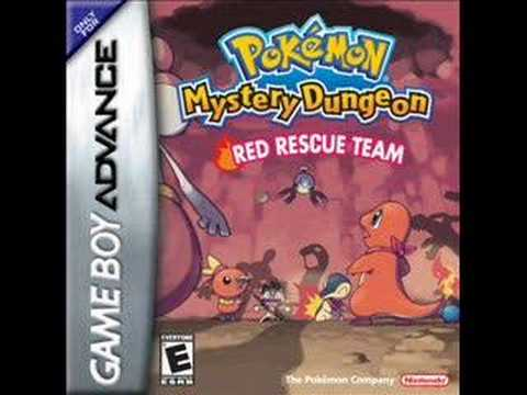 Sky Tower - Pokemon Mystery Dungeon Red 22KHertz