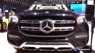2020 Mercedes Benz GLS Class GLS 450 - Exterior Interior Walkaround - Debut  2019 NY Auto Show