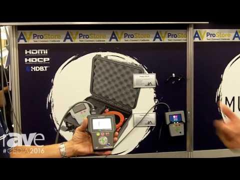 CEDIA 2016: Murideo Tells rAVe About Fresco SIX-G Generator