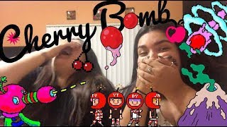 NCT 127 CHERRY BOMB MV REACTION KMREACTS