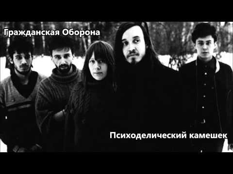 Гражданская Оборона, Егор Летов - Психоделический камешек