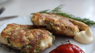 Готовим: котлеты по-албански из куриного филе. Просто,быстро и вкусно!