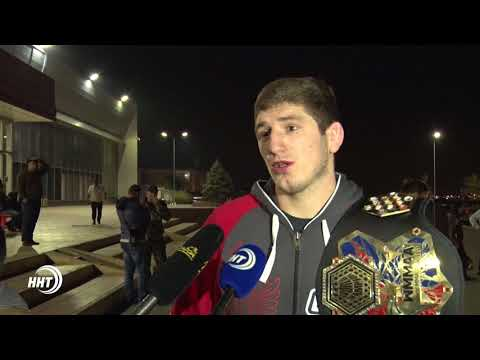 Дагестанцы завоевали 6 золотых медалей на чемпионате мира по ММА