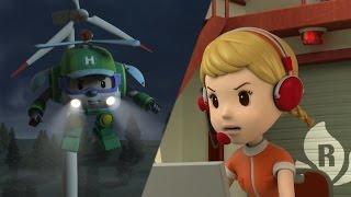 Робокар Поли - Приключение друзей - Как спастись от темноты (мультфильм 23 в Full HD)