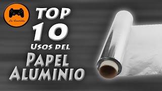 Los 10 Usos Más Extraños Del Papel Aluminio