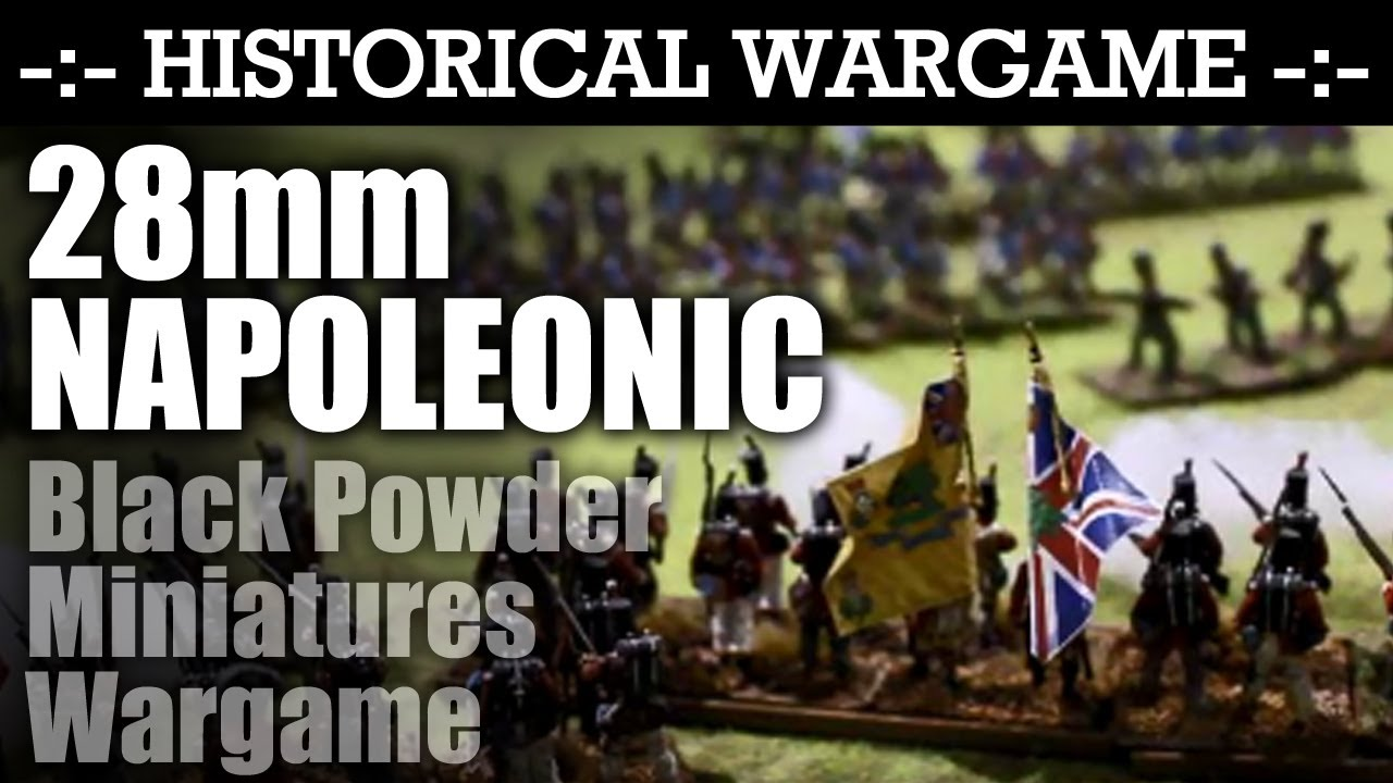 Napoleonic 28mm Wargames 28mm Napoleonic Battle